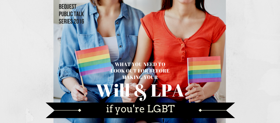 Will LPA Talk for LGBT