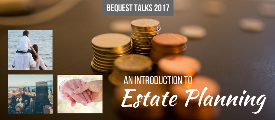 Introduction to Estate Planning in Singapore talk