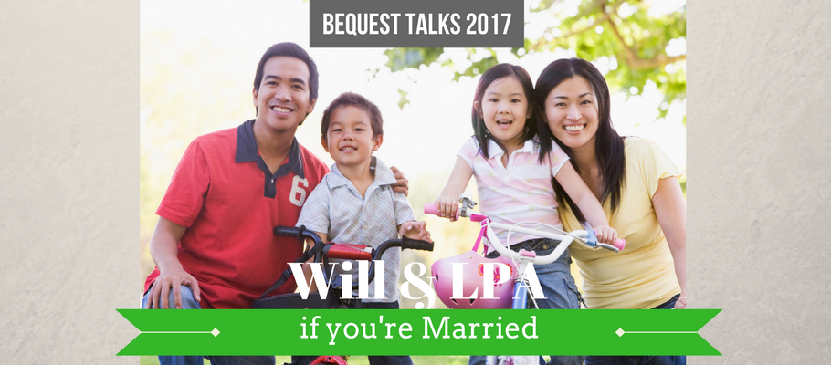 Will & LPA talk if you're married
