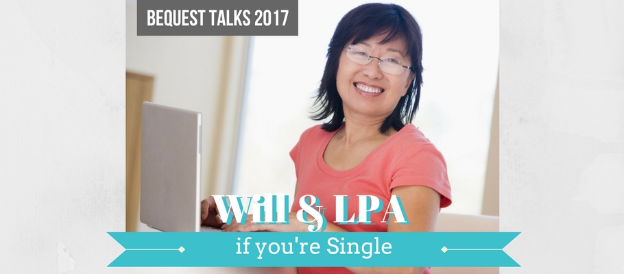 Will writing Singapore talk for singles